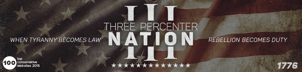Three Percenter Nation