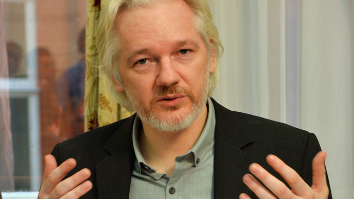 WikiLeaks founder Julian Assange.(Reuters / John Stillwell/)