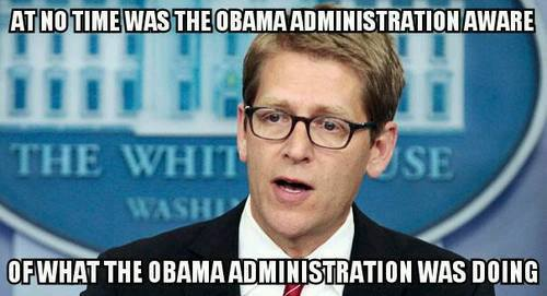 The Obama Administration: Bringing together a coalition of the terribly misinformed, the dangerously naive, the fundamentally stupid, and the downright corrupt.