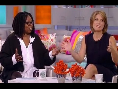 BARFBAGNESS! WATCH BOOKEND SWEATHOGS WHOOPI AND ROSIE TRASH KRAUTHAMMER, DEFEND OBAMA