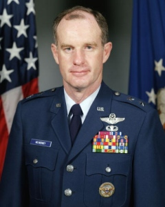 Major General Thomas G. McInerney U.S. AIR FORCE
