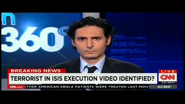 "Barak Barfi : Steven Sotloff Was Sold To ISIS, Became Bureaucratic ""Pawn"""