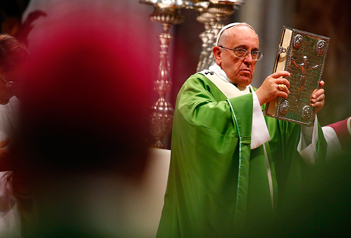 New Vatican Document: Homosexuality Accepted, Believing The Bible Outdated!