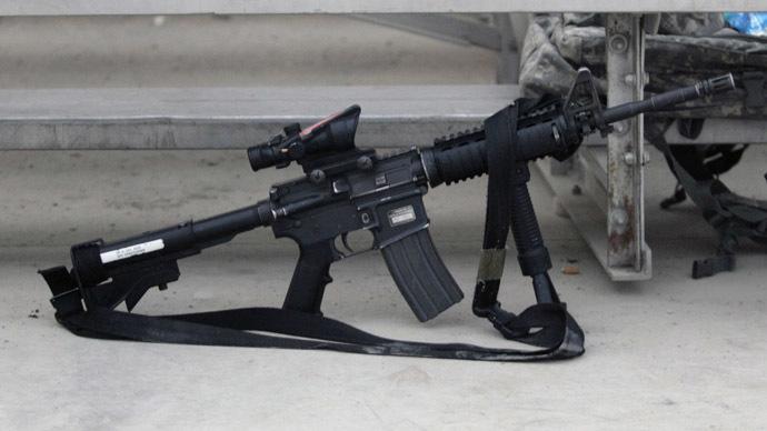 ghost gun machine