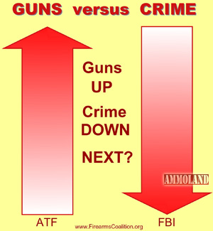 guns and crime the rise of crimes in america Violent crime includes murder,  bureau of justice statistics home | about us  including the characteristics of crimes and victims and outcomes of.
