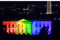 White House Lights Up With Gay Pride