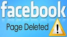 Facebook-Deleted