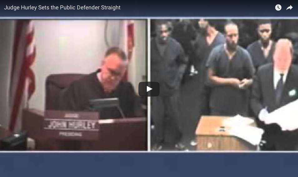 WATCH This Judge SILENCE An Idiot #BlackLivesMatter Lawyer