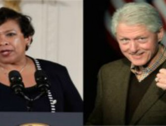 Just Two days after AG Lynch meets with Bill Clinton, DoJ makes SHOCKING move…