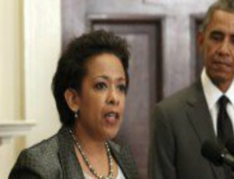 Investigation Sought Into Loretta Lynch's Meeting With Bill Clinton