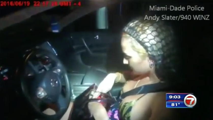 [WATCH] BodyCam VIDEO Shows Woman Displaying Money AND MORE To Police Officer