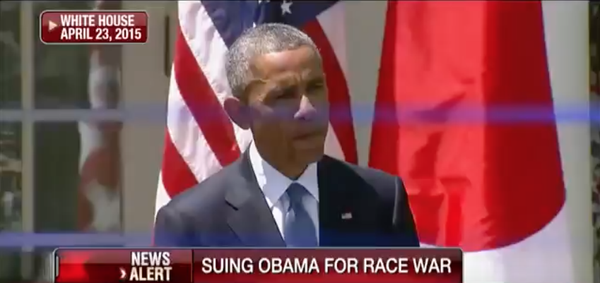 FINALLY! President Obama Officially Being Sued For Dallas Massacre