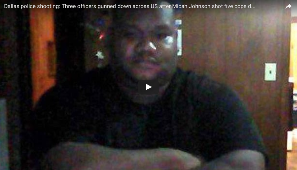 Mass Shooting Targeting Whites Occurred The Same Day As Dallas Shooting - Who Knew?