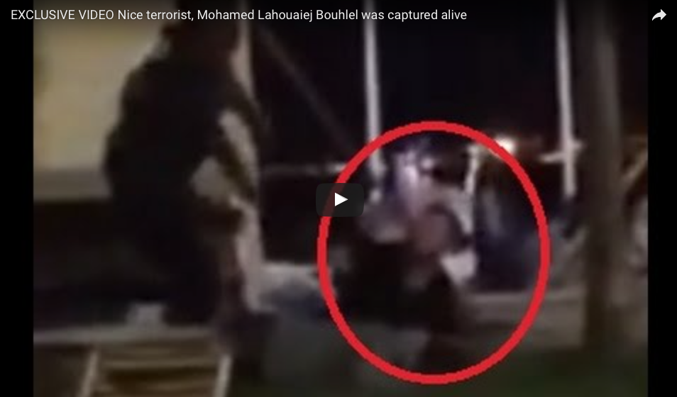 Who Is France Attacker Mohamed Lahouaiej Bouhlel? WATCH As He Is Fired Upon And Captured