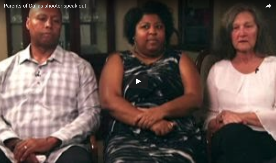 The Dallas Shooter's Mother And Father Break Their Silence With An Astonishing Message