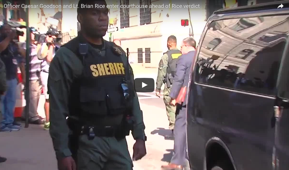BREAKING! Lt. Brian Rice, Highest Ranking Cop In Freddy Gray Case, Just Received His Verdict