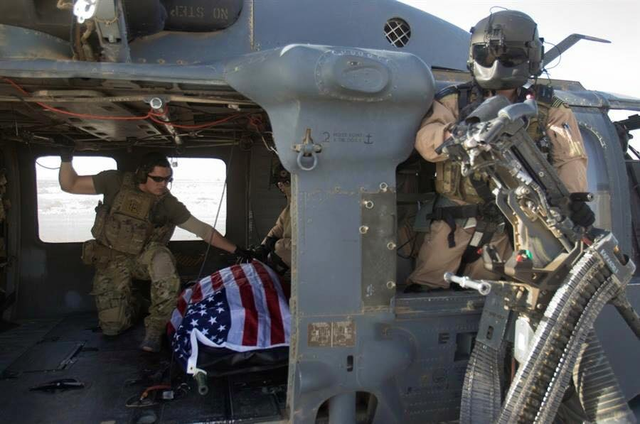 A Blackhawk Crew Chief & Gunner's Note To America (And Colin Kaepernick)