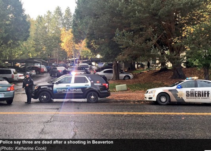 UPDATE: Murder Suicide, Mass Casualties After Shooting In Beaverton, Police Respond