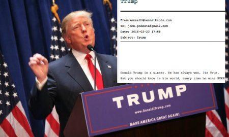 FINALLY! WikiLeaks Releases BOMBSHELL On Donald Trump