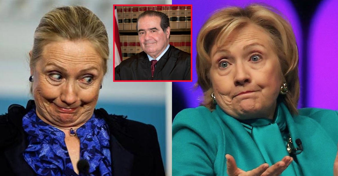 BOMBSHELL: WikiLeaks Exposes Mystery Of Scalia's 'ASSASSINATION'