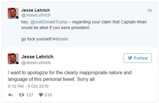 Tweet-Apology