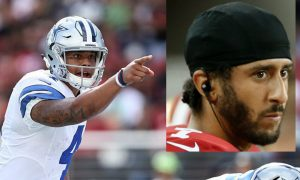 Revealing, Viral IMAGE Emerges Showing Dak Prescott As The ANTI-KAEPERNICK