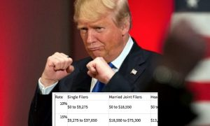 BLOCKBUSTER: HERE Is How Much You Will Pay Under Trump's Tax Plan