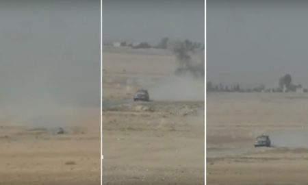 [WATCH] Special Force Have LESS THAN ONE MINUTE To Engage A Suicide Bomber Truck