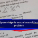 LIBERAL MADNESS: High School Math Has Never Been About Sexual Assault, Until Now