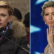 Scarlett Johansson Is FUMING After Her Microphone Is Cut During Women's March Speech [WATCH]