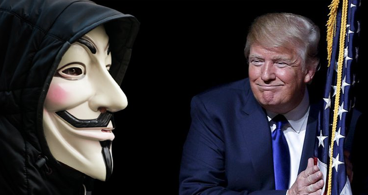 ANONYMOUS: 'The Trump Speech That No One Heard'