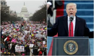 President Trump's Tweet To Women's March Protesters INFURIATES Them Into Insanity