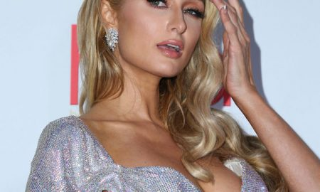 TV personality Paris Hilton attends the 3rd Annual Hollywood Beauty Awards at Avalon Hollywood in Los Angeles, California.   Pictured: Paris Hilton Ref: SPL1446640  190217   Picture by: @ParisaMichelle/Splash  Splash News and Pictures Los Angeles:310-821-2666 New York:212-619-2666 London:870-934-2666 photodesk@splashnews.com