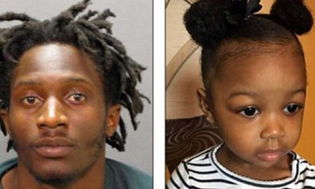 2 year old girl murdered