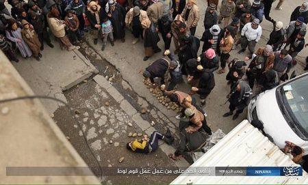 ISIS killed gay man