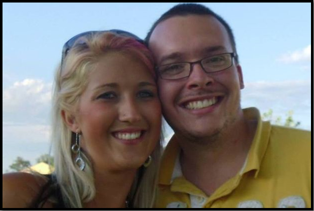 Jessica Storer and Derrick Storer