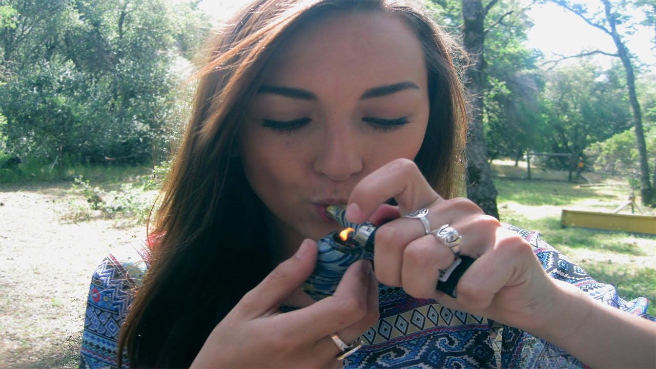 from Chevy teenage girls smoking weed