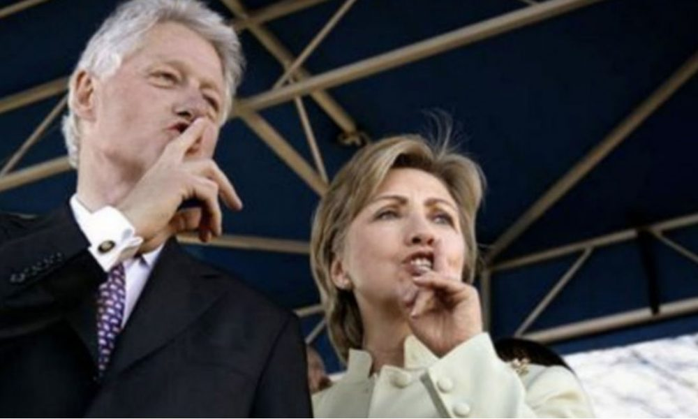 Bill Clinton Involved With Child Ring