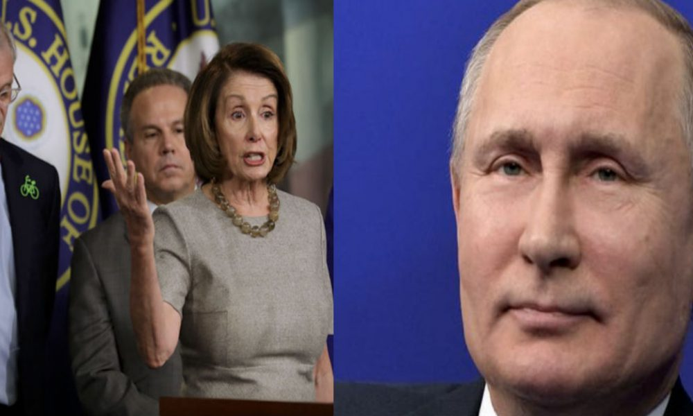 Media Is SILENT After 30 Top Dems Were Caught Red-Handed With Russian Diplomats