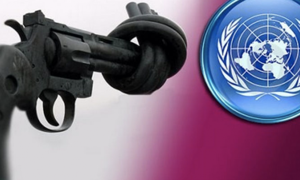US Agrees To 'Full Implementation' of United Nations Gun Control Pact And The Media Is Silent