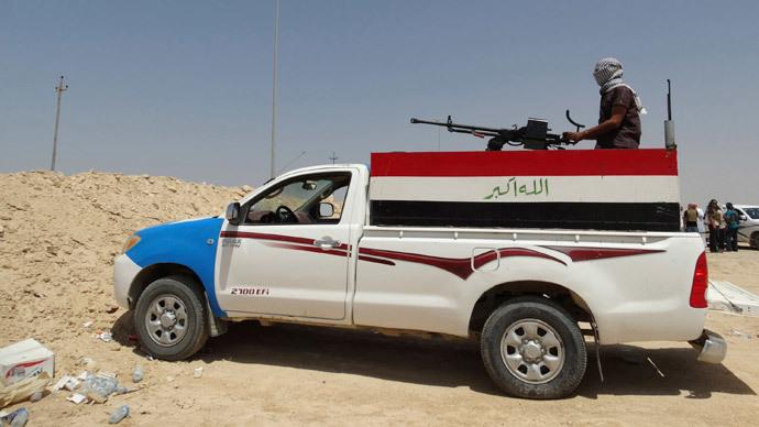 Reuters / Osama Al-dulaimi