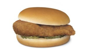 Chick-fil-A chicken sandwich. (Chick-fil-A)