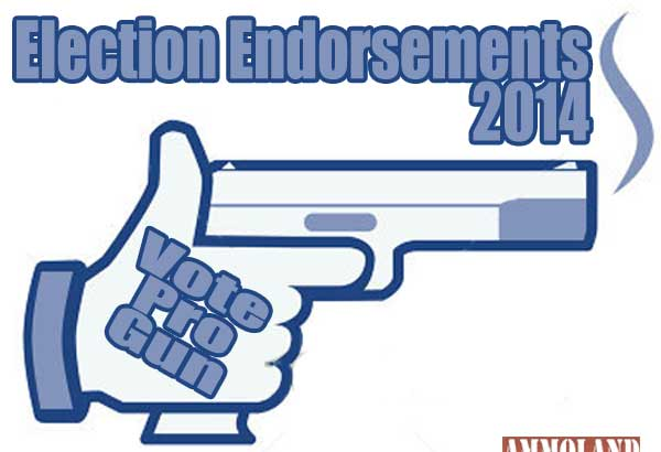Connecticut Carry Can't Find A Single Pro Gun Politician to Endorse for 2014?!