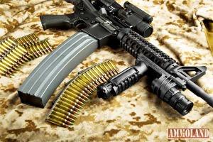 Semi-Autos-Rifles-Magazines