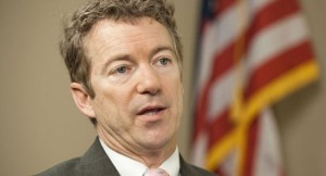 Rand auditioning for a role on MSNBC?
