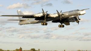 Russian TU-95 Bear bomber (Reuters/Sergei Karpukhin)