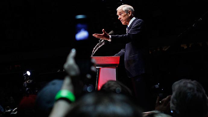 U.S. Congressman Ron Paul (Reuters / Shannon Stapleton)