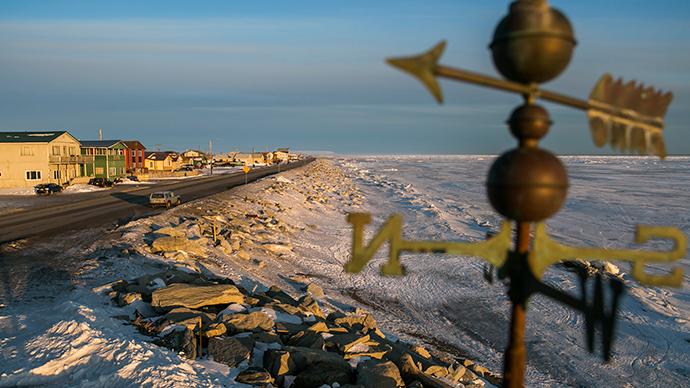 Nome, Alaska (Reuters / Nathaniel Wilder)