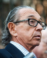 Sanford A. Rubenstein, at a news conference in September. Credit Robert Stolarik for The New York Times