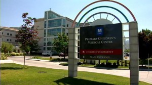 Primary Children's Hospital, Utah. (Photo Credit: ksl.com)